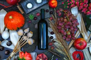 Ideal Wine Company red wines for Halloween