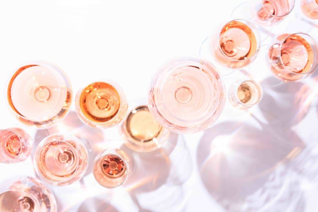Ideal Wine Company - rosé wines