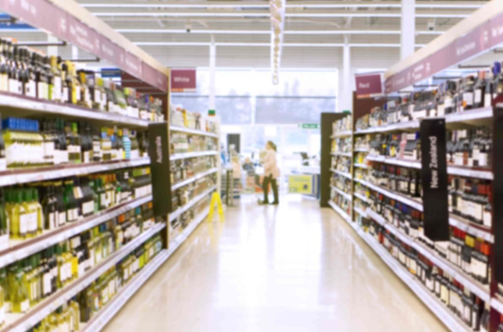 ideal wine company - supermarket wine