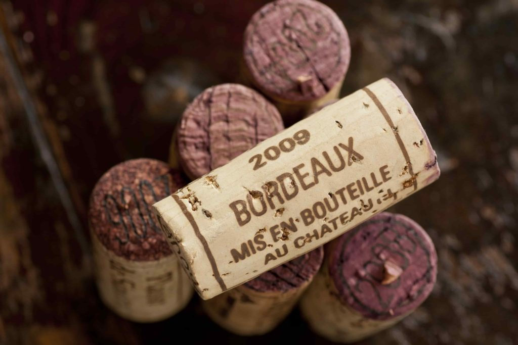 ideal wine company - Bordeaux investment