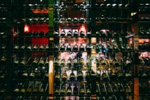 ideal wine investment - wine storage