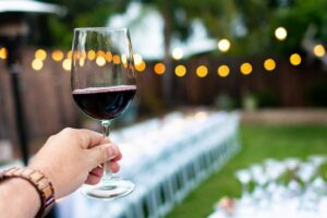 ideal wine company - wine colours